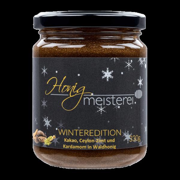 Winteredition_Waldhonig mit Kakao und Zimt